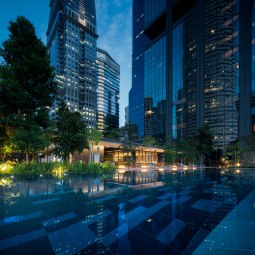 OUE Downtown • Landscape Architects » Shma