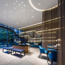 The Line Wongsawang • Interior Architects » Steven J. Leach, Jr. + Associates Limited