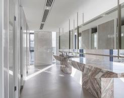The Line Wongsawang • Interior Architects » Steven J. Leach, Jr. + Associates Limited