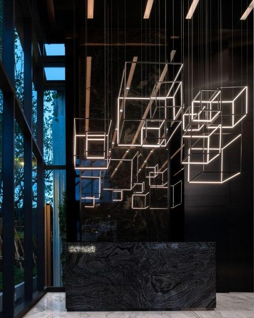 CONNER Condominium Sale Office by The Creators HQ