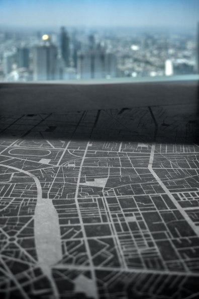 MahaNakhon Observation Deck Interior Design By b|u|g Studio