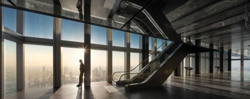 MahaNakhon Observation Deck Interior Design By b u g Studio