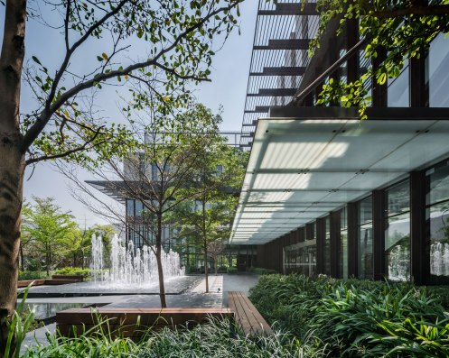 Lupin Research Park • Landscape Arhitects » Shma