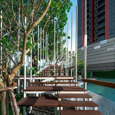 The Base Garden Rama 9 by Sansiri