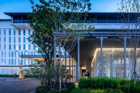 Ramada Plaza Chaofah Hotel Phuket • Architects • Interior Architects • Landscape Architects » Arsomslip Community and Environment Architect