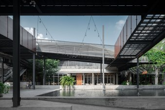 DADFA • Architects » M Space