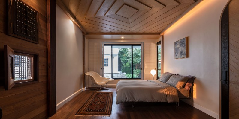 San Saab Residence • Architects & Interior Architects » T Kamlung Song