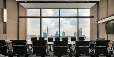 Hongkong Land Office • Interior Architects » Chapman Taylor