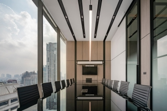 Hongkong Land Office • Interior Architects » Chapman Taylor