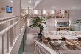 Sansiri Lounge : The Cloud & The Coffee Club • Interior Design by Padee Studio