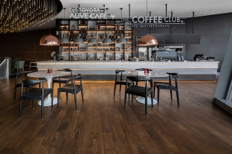 Toyota Alive Cafe @ICONSIAM