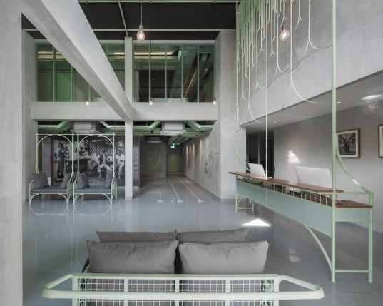 Samsen Street Hotel • Architects » CHAT Architects
