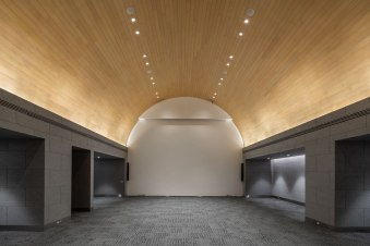 Samyan Mitrtown Hall • Architects » Onion