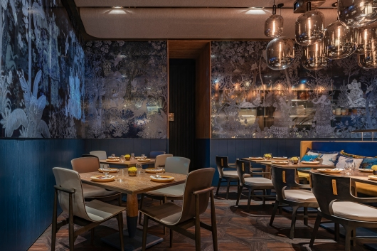 Thai Brasseries by Blue Elephant • Interior Design » Studio Locomotive