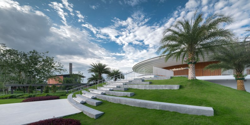 VISTEC • Architects » A49 • Landscape Architect » L49 • Architectural Engineering » AE49 • M&E Engineering » ME49