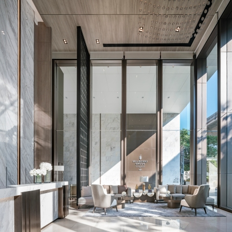 Mulberry Grove Sale Office by MQDC