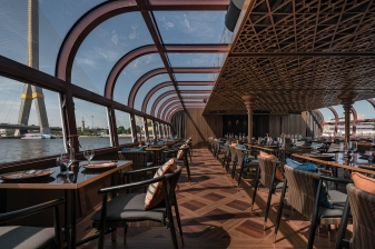 Saffron Cruise by Banyan Tree Interior Architects » Studio Locomotive