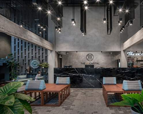 The EXCAPITAL Hotel by Tidtang Studio