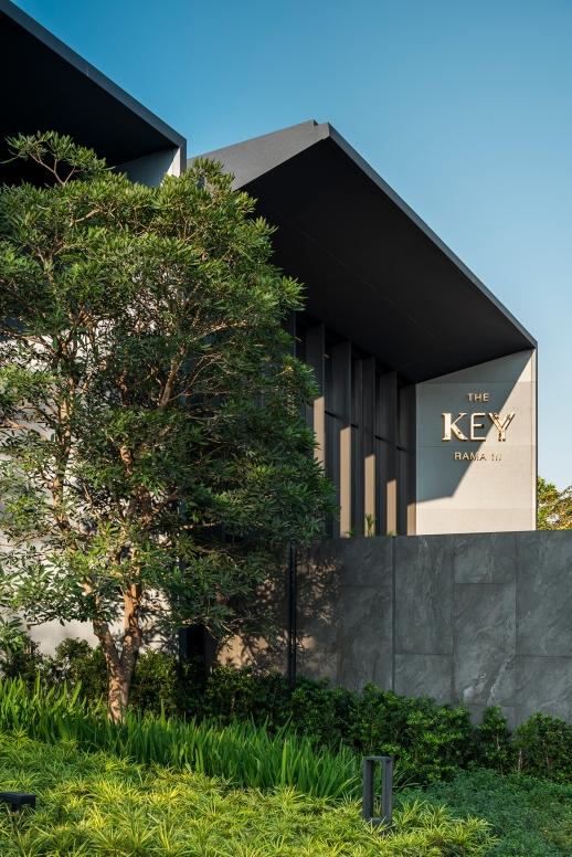 The Key Rama 3 Sale Office • Interior Architects » Tidtang Studio