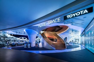 TOYOTA Alive at ICONSIAM by DBALP