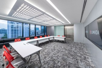 Lumada Center Interior Design by Thai Kajima