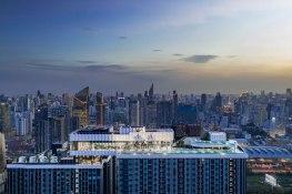 Life Asoke-Rama 9 • Architects » ATOM Design