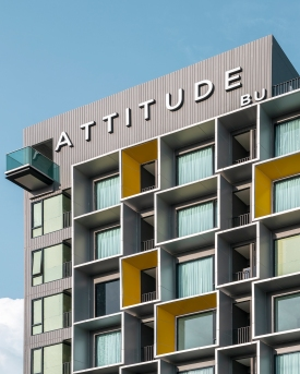 ATTITUDE BU by Tidtang Studio
