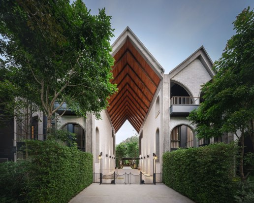 Hotel Labaris • Architects » CHAT Architects • Landscape Architects » Shma