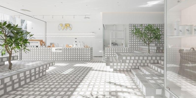 % Arabica at Central World by Studio Precht